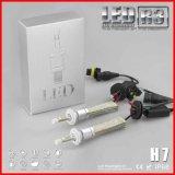 Linterna Canbus 6000k de la viruta 40W 4800lm H7 LED del CREE de la alta calidad para el reemplazo auto del faro