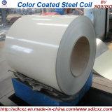 A cor do material de construção de PPGI revestiu a bobina de aço galvanizada