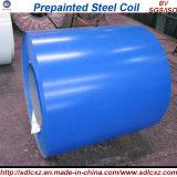 el color del material de construcción de 0.14-0.8m m PPGI cubrió la bobina de acero galvanizada