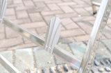 A forma da borboleta do aço inoxidável veste cremalheira de secagem