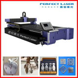 الصين مورد الذهب 1-16mm الكربون الصلب الألياف آلة القطع بالليزر / النظام / معدات