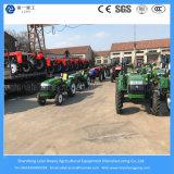 Ферма поставкы 55HP 4WD фабрики/аграрный/миниый быть фермером/трактор компакта/лужайки с рычагом 3point