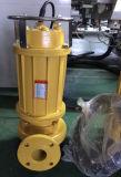 単一フェーズ3phase Qw/Wq/Wqdの電気浸水許容の排水の下水ポンプ