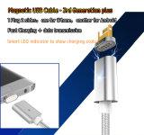 Neuester magnetischer Stecker des Kabel-1 für iPhone und Android