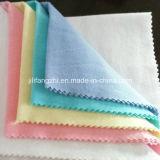 Tela impresa aplicada con brocha suave 100% de la franela del algodón 20X10 40X42