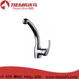 Choisir le robinet en céramique de cuisine de bassin de cartouche de traitement (ZS70705)