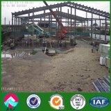 Almacén prefabricado de la estructura de acero para el almacén frío (XGZ-A040)