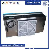 Equipo del filtro del ventilador para la clarificación del aire