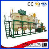 China Patent 1-500tpd Corn Oil Refinary Plant