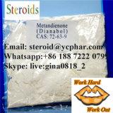 Порошок Fluoxy Fluoxymesteroned устно стероидный Halotestin сырцовый для пригодности