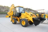 Qualität 74kw Four Wheel Drive Construction Backhoe Loader Wz30-25