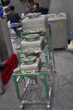 Única máquina de mistura farmacêutica do tirante do funil da coluna (misturador do escaninho)