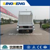 Sinotruk camion del caricatore di salto di 5 tonnellate per l'immondizia di trasporto