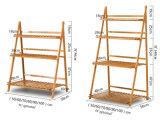 O novo tipo pode ser frame de bambu destacável instalado