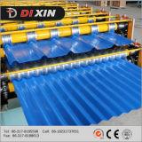 Corrugated сталь Dx828/850 и застекленный крен двойного слоя плитки формируя машину