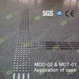 高品質タイルを舗装するスリップ防止TPUまたはPVCタクタイル表示器