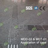 Alta calidad indicador táctil antirresbaladizo de TPU o del PVC que pavimenta el azulejo