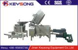 Rissol automático do hamburguer da carne de Jinan Keysong que dá forma à máquina