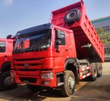 De Vrachtwagen van de Kipper van HOWO 336 PK Zz3257n3447A1