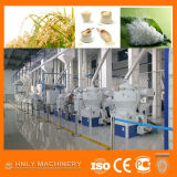 maquinaria da trituração de arroz 18-300t/D, máquina completa do moinho de arroz