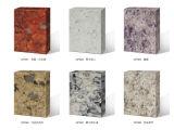 Pedra artificial de superfície contínua de quartzo