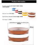 Neueste 4 Stücke Aluminiumlegierungweed-Kraut-Schleifer-für täglichen Gebrauch