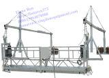 Zlp 630 suspendeu a plataforma de funcionamento usada como a gôndola da construção para o berço psto andaime