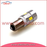 bulbo de 12V Ba9s Bax9s Bay9s 6*5730SMD Canbus LED