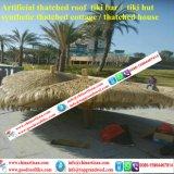 Огнезащитное Artificial Synthetic Thatch ладони Thatch Palapa для зонтика пляжа штанги Tiki хаты Tiki