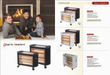 Quarz Heater 5, 000 Hours Lifespan Infrared Heater in Winter