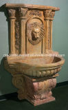 Каменное Wall Fountain/Fountain как Water Feature GS-Wf-004