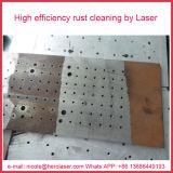 Überseeingenieur-erhältlicher neuer Typ Reinigungs-Prozess-Laser-Rostbeseitigung-Maschine