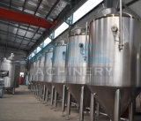 Fermentador inferior cónico da fabricação de cerveja do aço inoxidável (ACE-JBG-O5)