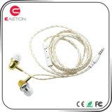 La cuffia dei suoni stereo di sport ha collegato i trasduttori auricolari elettricamente di 3.5mm Jack per il commercio all'ingrosso