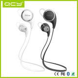 Auricular del deporte de Earhook del receptor de cabeza de Qy8 Duralble Bluetooth para el atleta