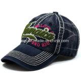 カスタム高品質の洗浄水綿の野球帽