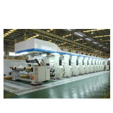 Rotogravure Printing Machine avec Max. Printing Speed de 250m/Min