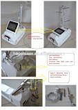 Máquina cosmética fracionária do laser do laser do CO2