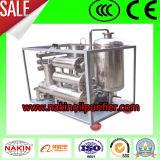 Machine résistante au feu de filtration d'huile de Tyk, traitement d'huile de vide