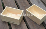 Eco-Friendly подгонянная деревянная коробка ювелирных изделий для домашнего украшения