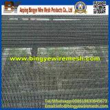 Treillis métallique décoratif d'acier inoxydable pour des écrans de garantie