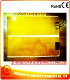 calefator de Polyimide do fabricante de café da forma do retângulo de 10V 50W 25*200mm