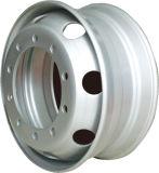 Qualitäts-Stahl-LKW-Felge 22.5X6.75