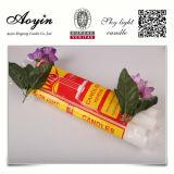Vela de cera de parafina de África no saco de papel Kraft