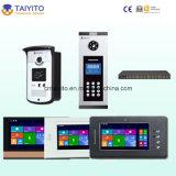 Video telefono del portello di Tyt per la villa/la costruzione