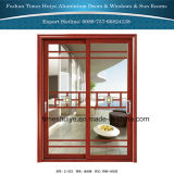 Portello di alluminio del blocco per grafici per le decorazioni interne ed esterne