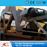 중국에 있는 고품질 바퀴 모래 세척 장비