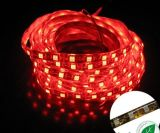 3528 IP64 impermeabilizan la tira flexible del LED
