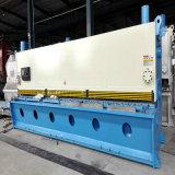 Machine de tonte de massicot hydraulique de commande numérique par ordinateur (cisaillement hydraulique de massicot)