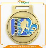 金属の柔らかいエナメルの記念品のスポーツの金属メダル